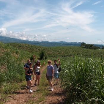 Agricol Trek en Monte Claro