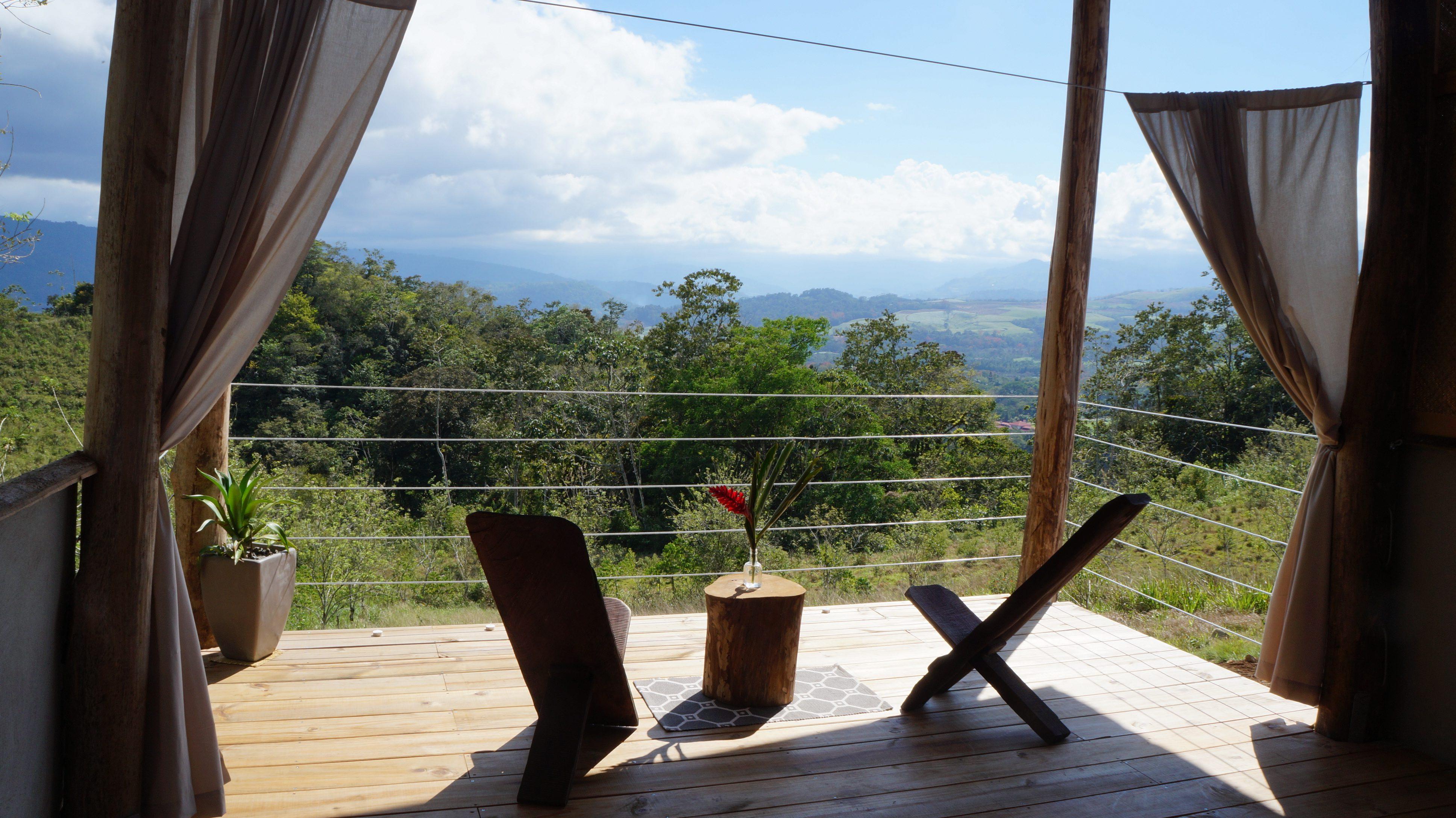 Eco-Deck Hacienda Monte Claro - 2 pers. - Costa Rica