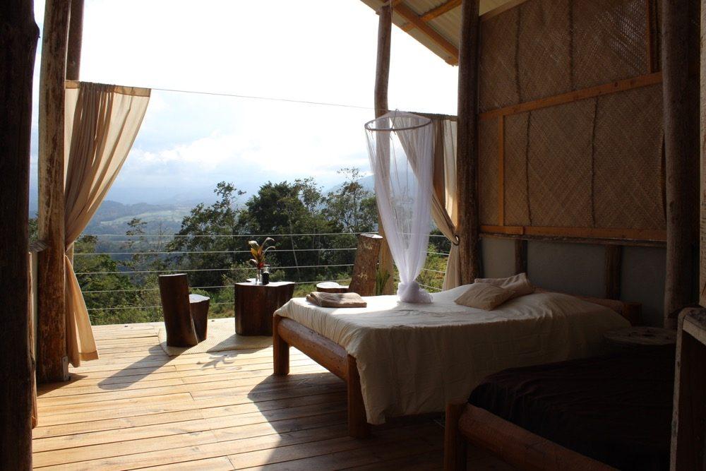 Eco-Deck Hacienda Monte Claro - 3 pers. Costa Rica