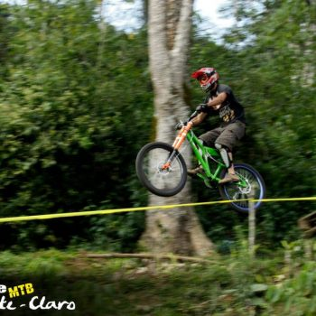 Outdoor sport event in Monte Claro