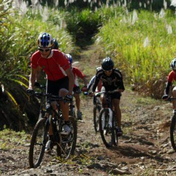 Outdoor sport event in Monte Claro