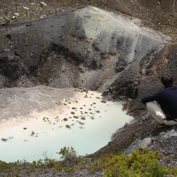 Volcan Turrialba - Monte Claro