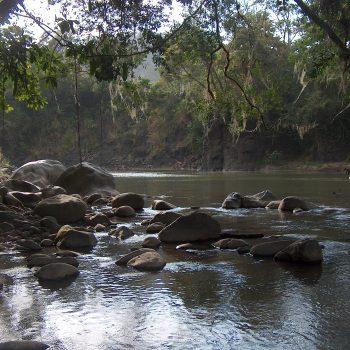 Reventazon river - Monte Claro