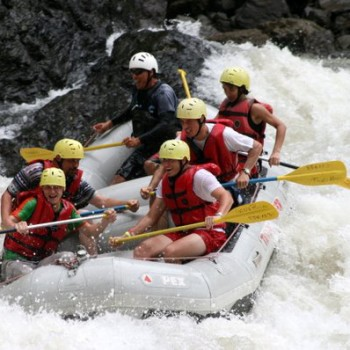 Rafting in Pacuare with Monte Claro, Turrialba
