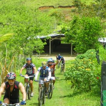 Moutain Bike with Monte Claro