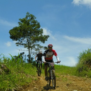 Moutain Bike with Monte Claro
