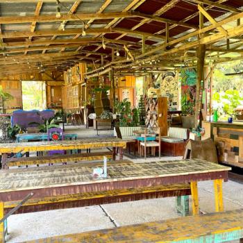 Bar Restaurante 'Valle Verde'- En el Palenque de la Hacienda Monte Claro, Pavones de Turrialba, Costa Rica
